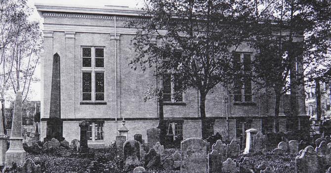 The Old Pine Churchyard image