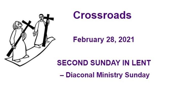 Crossroads February 28, 2021 image