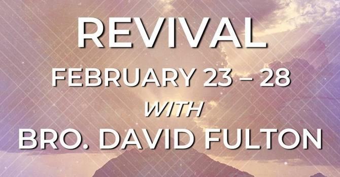 February 25, 2021 - Revival Night 3