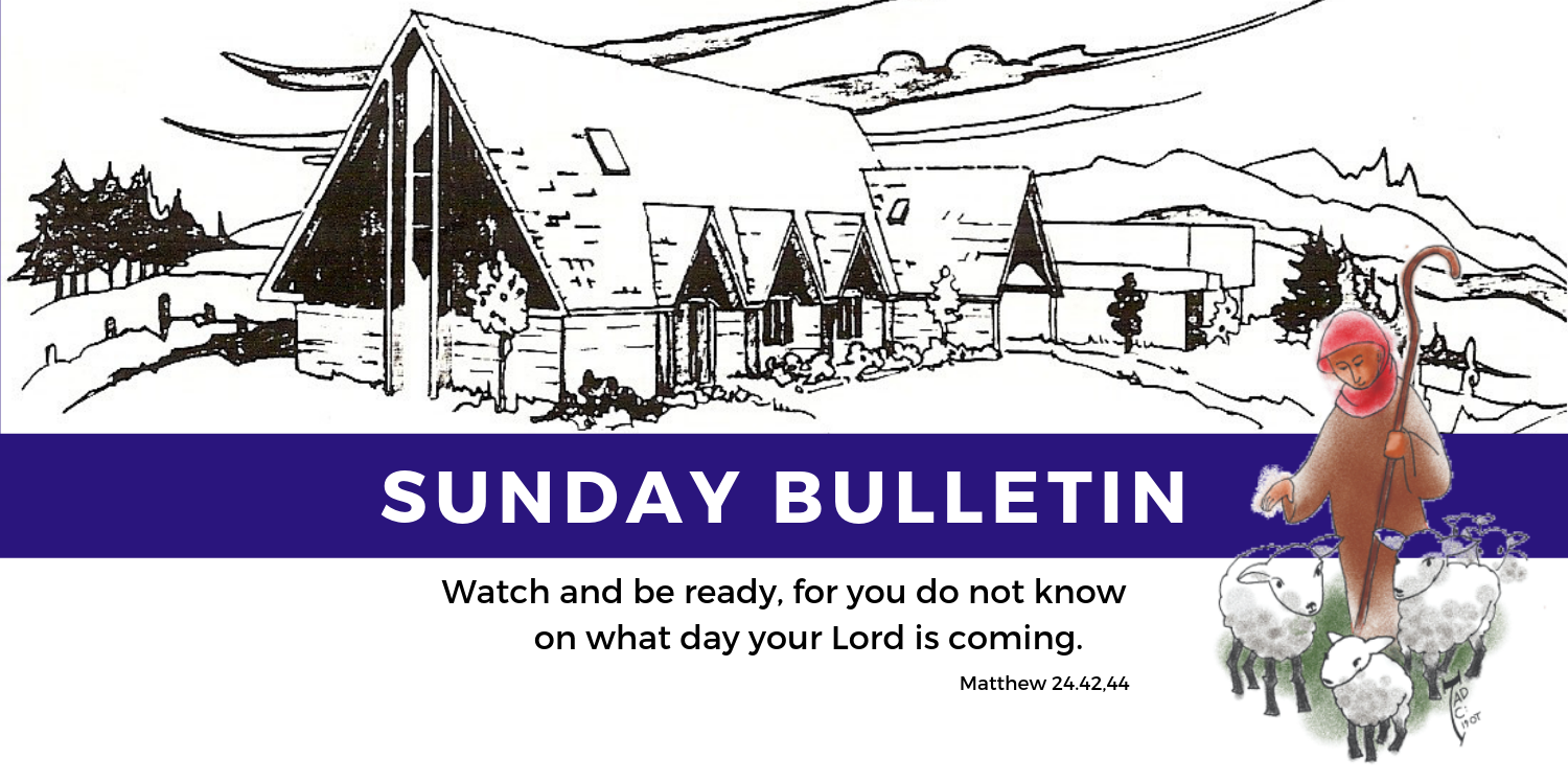 Bulletin - Sunday, August 11, 2019 | St  Peter's Anglican Church