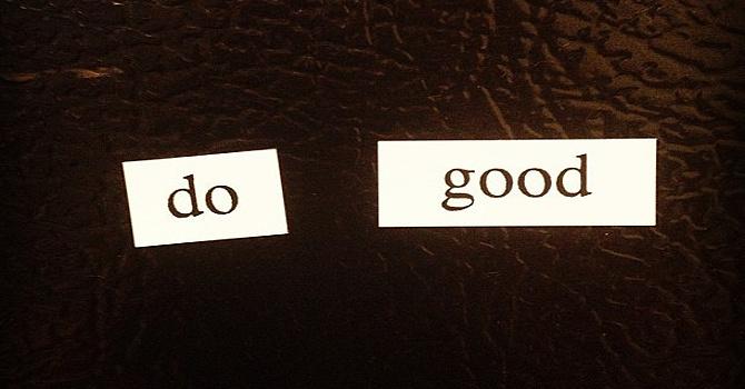 Do gooder....   image