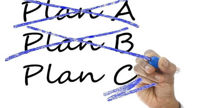 Planning, shmanning.... no big deal... image
