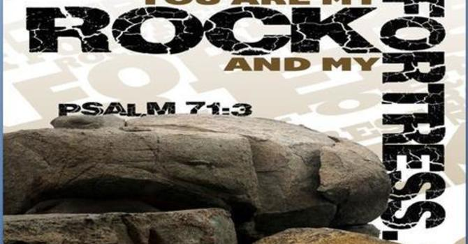 Be My Rock image