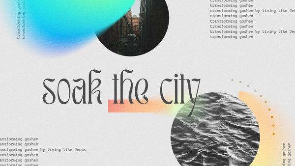 Soak the City