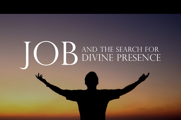 Job and the search for Divine Presence
