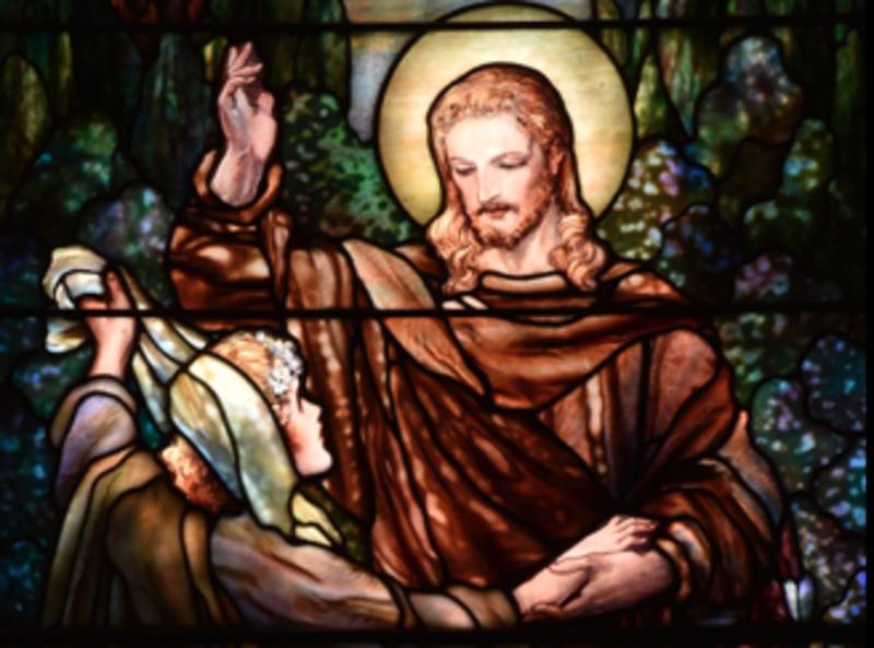 Encounters with Christ: A Lenten Sermon Series