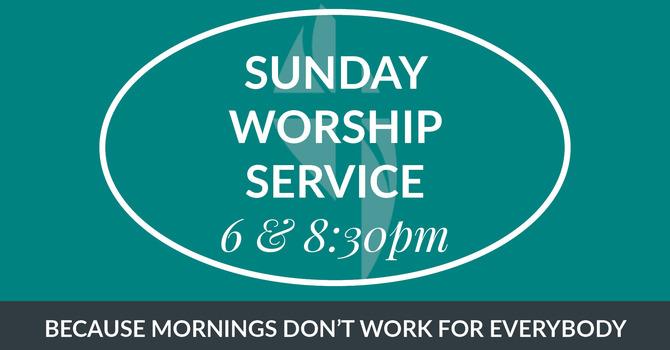 Sunday PM Worship Service image