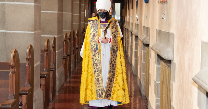 Our Bishop