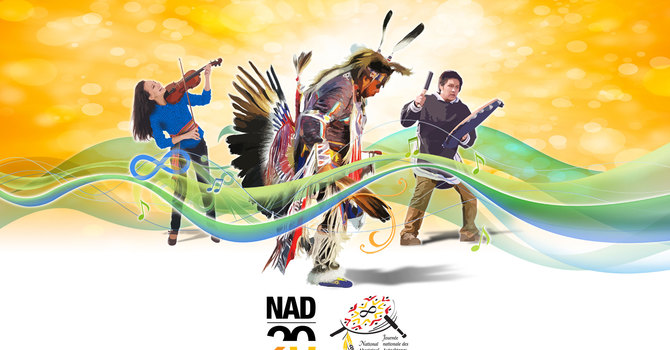 National Aboriginal Day Worship & Presentation - Sun. Jun 19, 10:30am