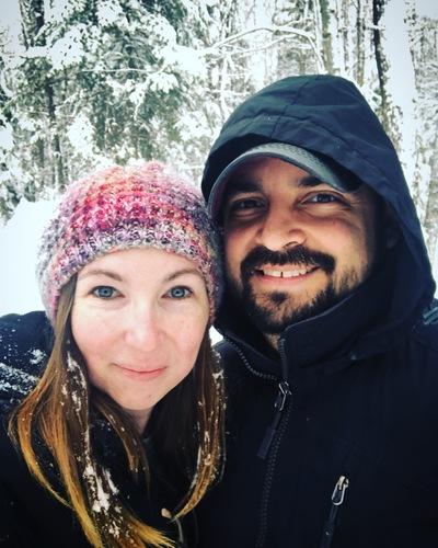 Zach & Jenn Oliva