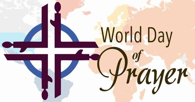 World Day of Prayer online worship service image