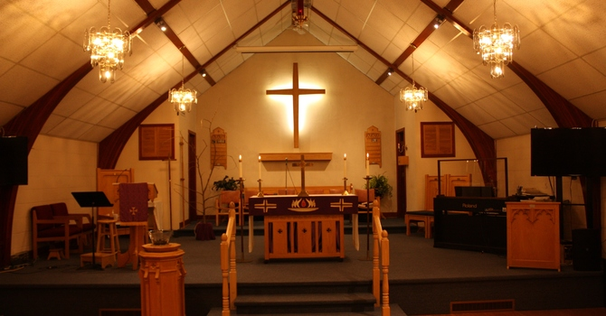 Bulletin, Hymns and Prayers for This Week image