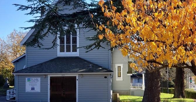 September - November 2020 Sunday Services