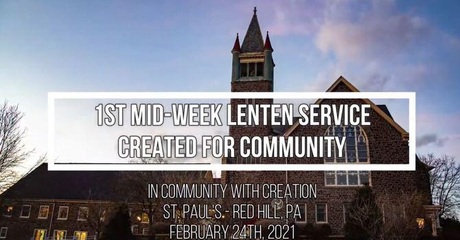February 24, 2021 Mid-Week Lenten Worship
