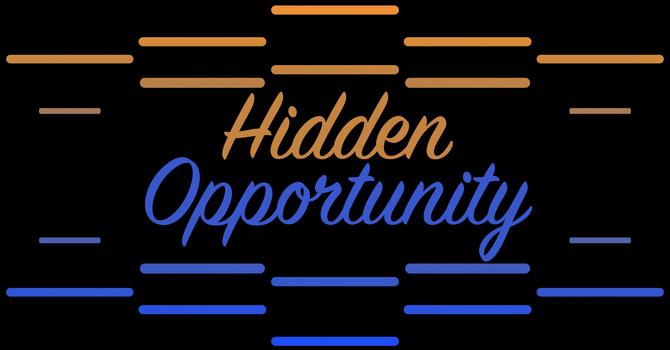 Hidden Opportunity