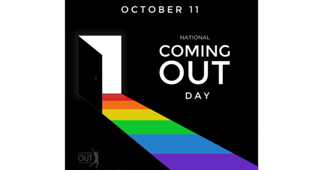 """""""I'm Coming Out"""" – A Celebration of National Coming Out Day"""