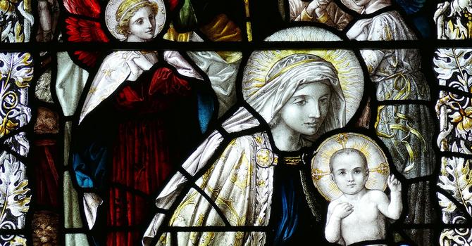 Advent, Christmas, Epiphany: Jesus' call for us to change image