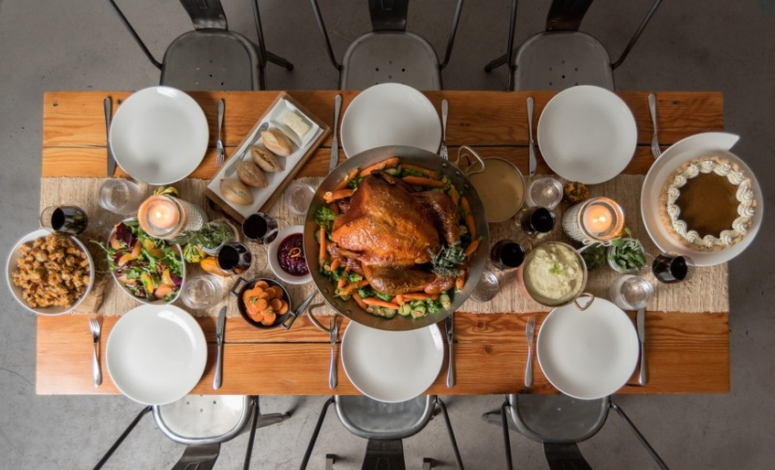 TURKEY TIME RETURNS: RAILTOWN CATERING