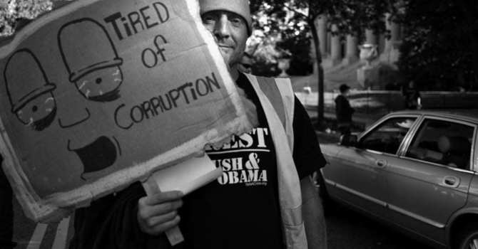 What Happens When Leaders are Corrupt?