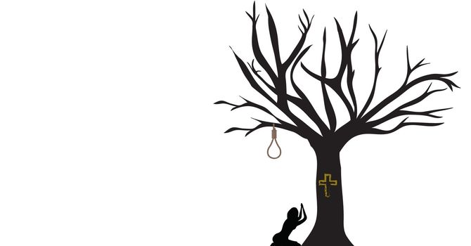 How I Was Brought to The Modern-Day Lynching Tree By An Asian Co-Worker image
