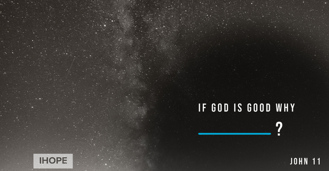 If God is Good Why ______?