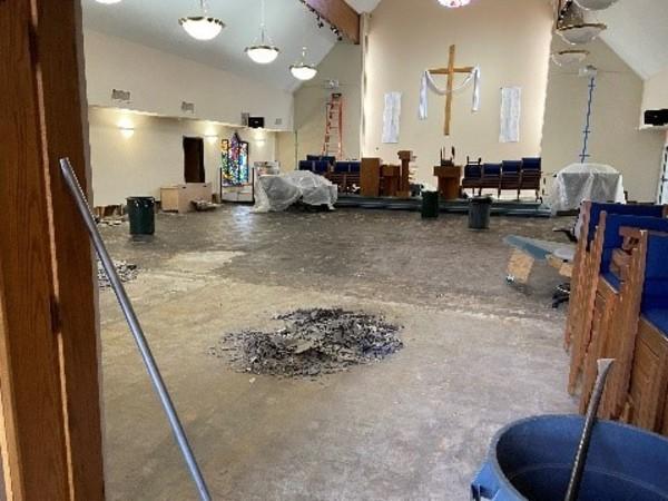 Church Flooding