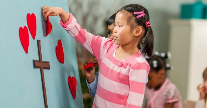 Children's Discipleship