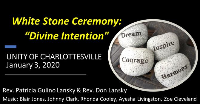 White Stone Ceremony