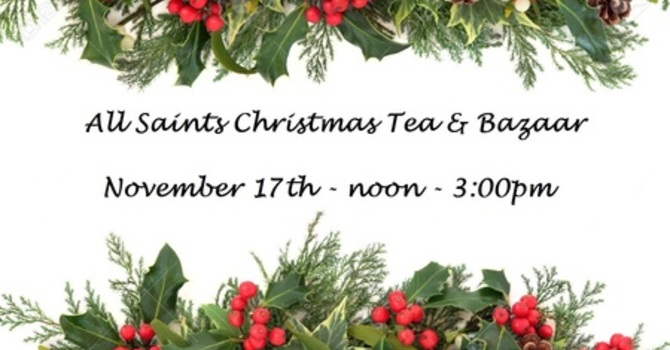 All Saints Tea & Bazaar
