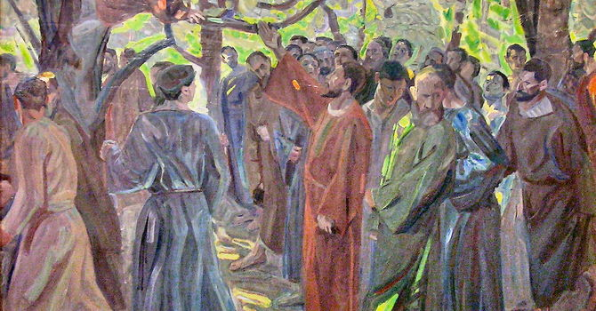 Mutual Hospitality: The Story of Jesus & Zacchaeus