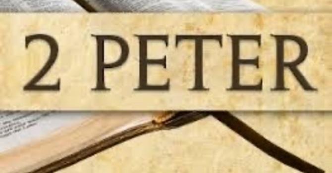 2 Peter 1 - Pastor Frances Allen