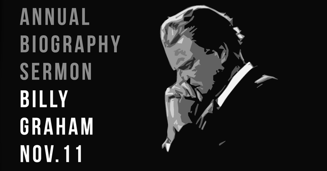 The One Thing Man: Billy Graham