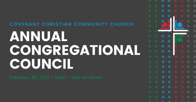 Annual Congregational Council Report image