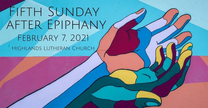 Fifth Sunday after Epiphany