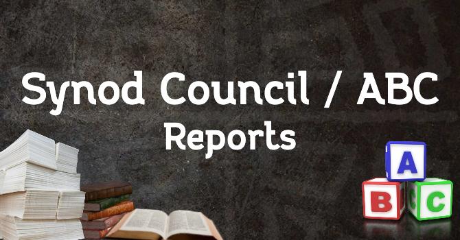 Synod Council / ABC