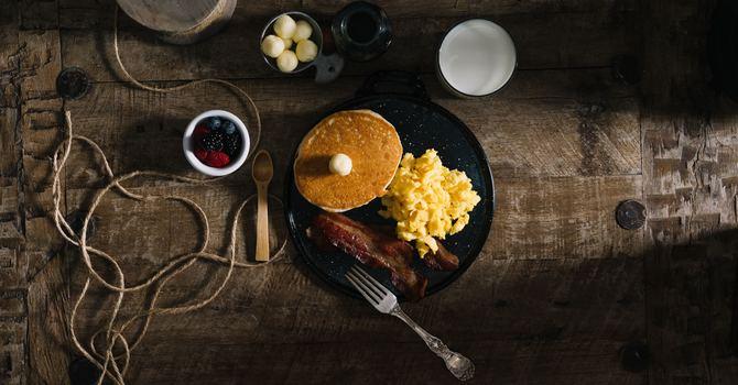 """St. James Men's """"Breakfast"""""""