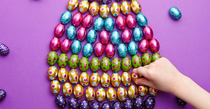 Easter Purdy's Chocolate Fundraiser image
