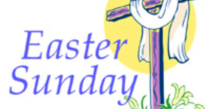 Easter Sunday Worship Service image