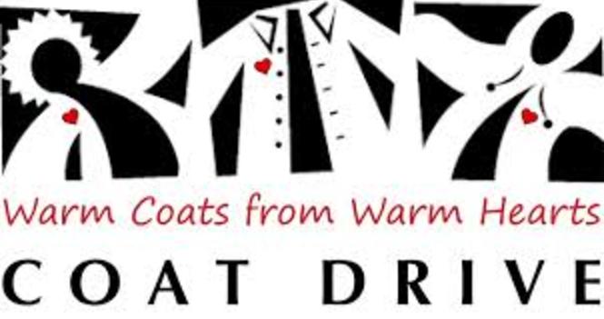 Winter Coat Drive is on!!!