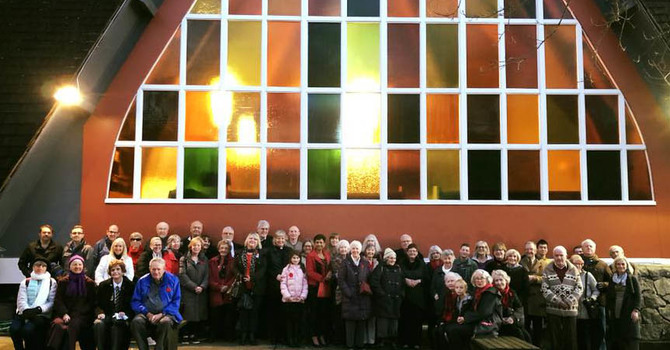 Bells of Peace Around the Diocese