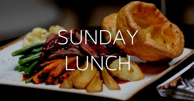College & Career - Sunday Lunch