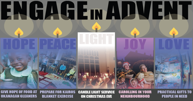 Engage in Advent