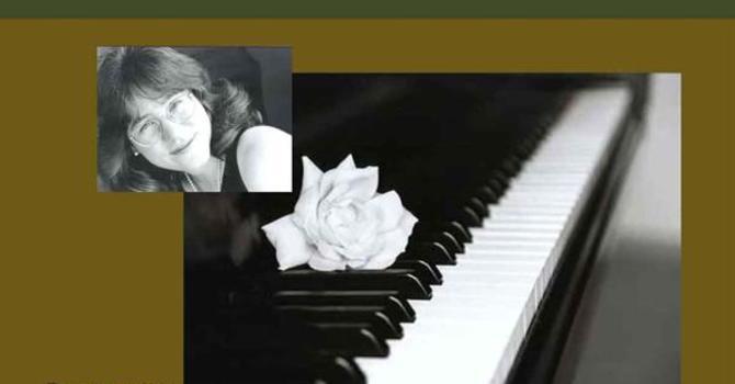 Piano Recital at St. Hilda's, Sechelt March 31st, 2012 image