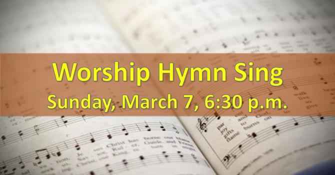 Worship Hymn Sing
