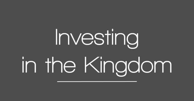 Investing in the Kingdom