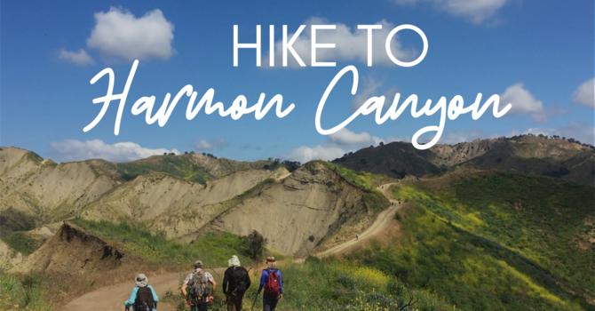 Hike to Harmon Canyon image