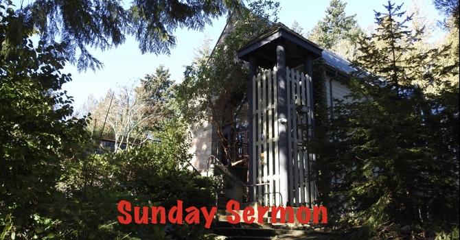 3rd Sunday of Lent sermon image