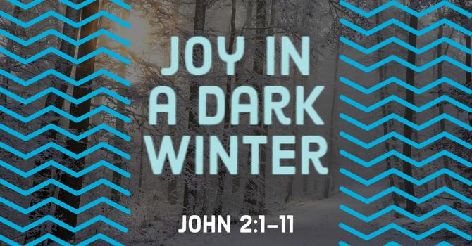 Joy in a Dark Witness