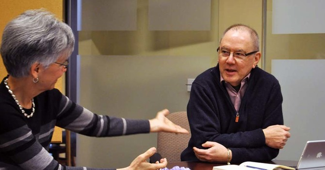 Synod Preparations Underway for 2015 -  [be]longing image