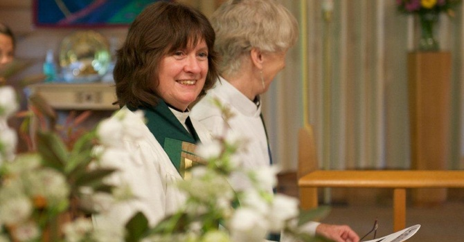 North Van Churches Celebrate Lynne's 25th Anniversary of Ordination image
